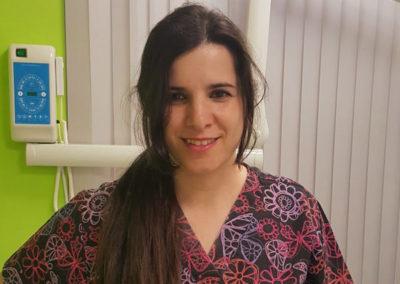 Margarita odontologa protesis