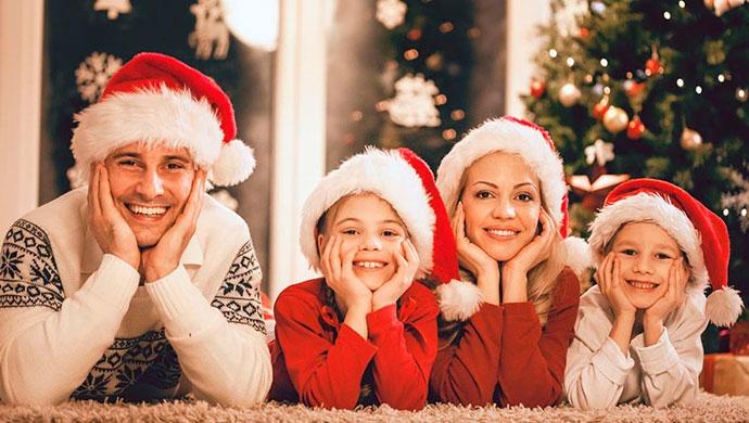 Cuidar tus dientes en Navidad